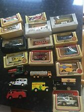 For sale 19 Iron Cast Car Models Rare