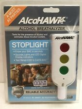 AlcoHAWK Alcohol Breathalyzer Stoplight Test For Blood Alcohol Content