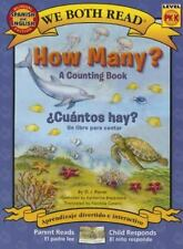 How Many? Cuantos Hay?: Spanish/English Bilingual Edition (We Both Read - Level