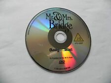 MR & MRS BRIDGE PROMO DVD