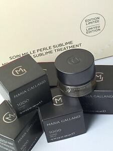 MARIA GALLAND - Crème Mille 1000 - Ligne Mille - 10 Pots 15ml