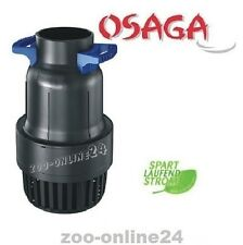 OSAGA ORP-30000 ECO 235 Watt,Rohrpumpe-Teichpumpe-Bachlaufpumpe-Filterpumpe