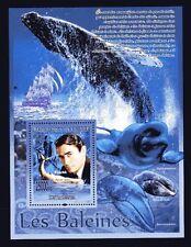 Guinée 2008 baleines bloc n° 855 neuf ** 1er choix