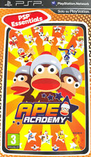 Videogame Ape Academy - Essentials PSP