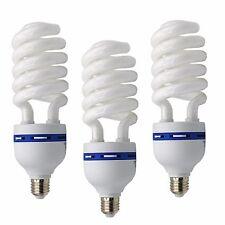 Kit 3 Ampoule Studio Lumiere du Jour Fluorescent DynaSun 3x SYD45 200W Éclairage