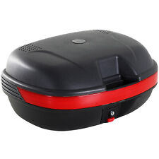 44L Detachable Scooter Motorcycle Luggage Trunk Top Case
