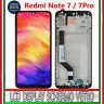 DISPLAY LCD PER XIAOMI REDMI NOTE 7 PRO 7 VETRO SCHERMO TOUCH SCREEN NERO+FRAME