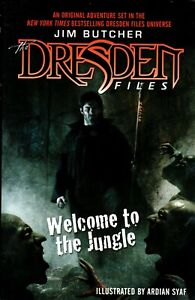 Dresden Files: Welcome to the Jungle Graphic Novel