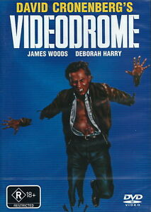 Videodrome - Horror / Sci-Fi / Thriller - James Woods - NEW DVD