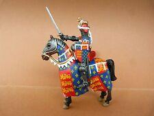 Figurine du moyen-âge Altaya N° 3 - Edouard d'Angleterre le Prince Noir
