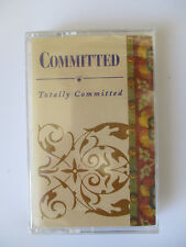 """TOTALLY COMMITTED """"COMMITTED"""" GOSPEL CASSETTE TAPE - BRAND NEW"""