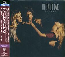 Fleetwood Mac - Mirage 2016 Remastered Edition Japan SHM-CD !