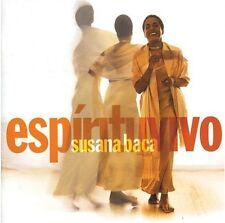 Susana Baca-Espiritu VIVO CD NUOVO