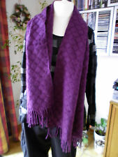 VERSACE JEANS COUTURE sciarpa, Virgin Wool, inutilizzato, parte da sogno.
