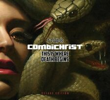 COMBICHRIST - THIS IS WHERE DEATH BEGINS - 2CD NEW SEALED 2016