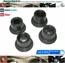 New Jaguar MK5 MK7 MK9 XK 120  XK 140 XK 150 LOWER WISHBONE BUSH SET 4 PC C3021