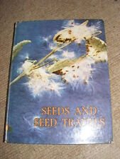 Seeds & Seed Travels HB book 1959 children's science & nature