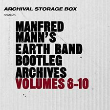 Manfred Mann's Earth Band - Bootleg Archives Vols 6-10 (NEW 5CD)