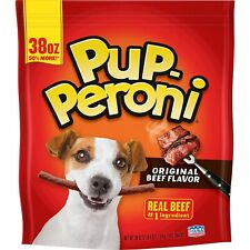 New listing Pup-Peroni Original Beef Flavor Dog Snacks, 38-Ounce