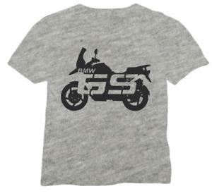 BMW GS Adventure Dual Sports vintage racing motorcycle motorbike T shirt