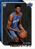 Mo Bamba Orlando Magic 2018-19 Hoops Basketball Rookie Card #260