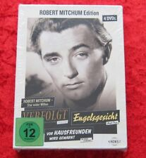 Robert Mitchum Edition, 4 DVD Box, Neu