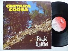 paulo QUILICI Ghitara Corsa LM 23 RI 200