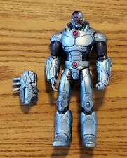 Dc Direct Collectibles Cyborg New 52 Teen Titans Victor Stone Action Figure