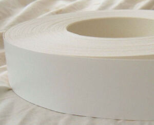 White Melamine Pre Glued Iron on Edging Tape/Edge Banding