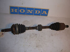 2001 acura CL OEM Type-S DRIVER LEFT CV JOINT AXLE SHAFT