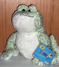 """Webkinz Brand New w/ Sealed Tag Code - """"Spotted Frog"""""""