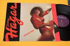 SAMMY HAGAR LP DANCER ZONE ORIGINALE GERMANY 1980