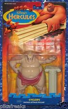 Disney Hercules Cyclops with Attack Pillar Action Figure 1997 Brand New MOSC