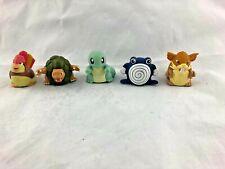 Vintage - Lot Of 5 - Nintendo - Pokemon - Slider Slammer Rolling Action - Oddzon