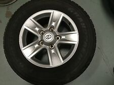 Toyota LandCruiser 200 Series Altitude VX Sahara Alloy Wheel ONLY  x 1 (2011)