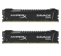 Pour Kingston HyperX Savage 8GB 16GB 32GB DDR4 3200MHz PC4-25600 Desktop RAM DL1