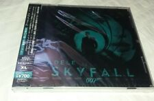ADELE- SKYFALL- CD SINGLE JAPAN WITH INSERTS AND OBI + ADELE 25 CD.