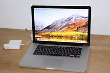 "Apple MacBook Pro 15"" MODEL 6,2 i5"