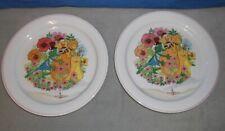 Biene Maja Kinder-Teller Porzellan Winterling Röslau Bavaria Vintage Plate 70s