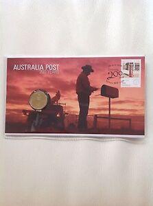 Australia - 2009 - Australia Post 200 Years PNC/FDC