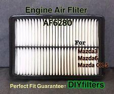 AF6280 For Mazda3 Mazda6 CX-5 Engine Air Filter 2014 2015 2016 US Seller