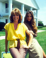 Linda Gray & Mary Crosby [1026336] 8x10 photo (other sizes available)