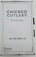 Chicago Cutlery Steak Knife Set (6 Piece/Black)