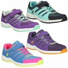 Clarks Casual Trainers with Laces Synthetic Shoes for Girls