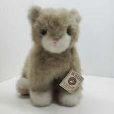 "Gidgee P Snugglepuss Boyds Kitty Cat Plush New Large 16"" Plush Stuffed"