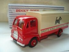 Atlas Dinky Supertoy No.917 Guy Warrior 'Spratts' Van Code 3 mint with box 1/43