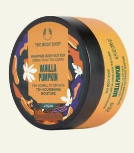 BN Limited Edition The Body Shop Vanilla Pumpkin Whipped Body Butter 200 ml
