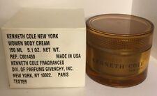 Kenneth Cole New York Women 5.1oz/150ml Body Cream  DISCONTINUED NIB