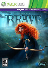 Brave (Microsoft Xbox 360, 2012) - European Version
