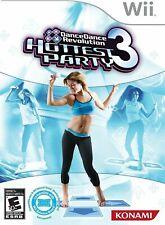 Dance dance revolution hottest party 3 Nintendo Wii